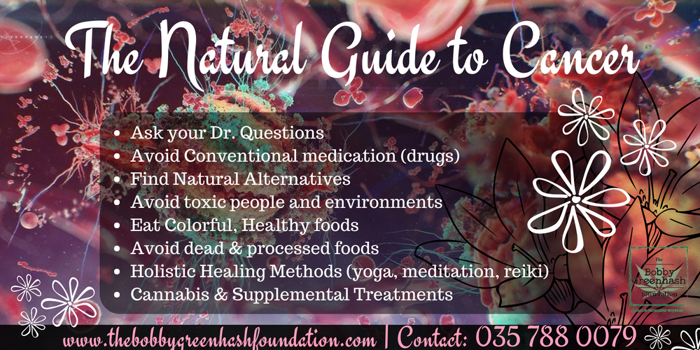 The Natural guide to Cancer